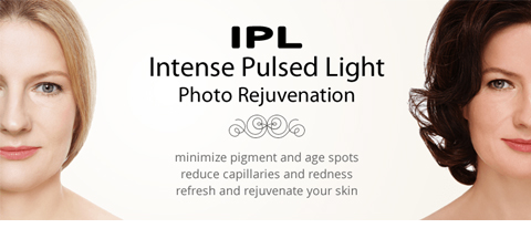 IPL at Evergreen Laser
